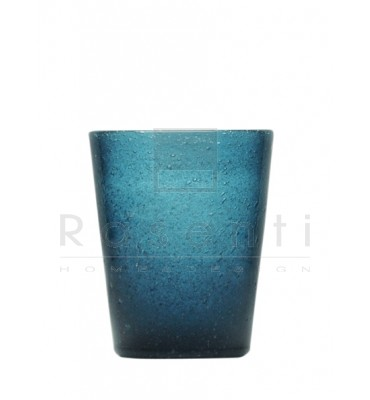 MEMENTO - glass Deep Blue
