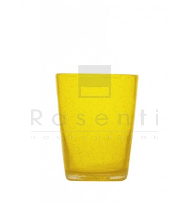 MEMENTO - glass Yellow Transp.