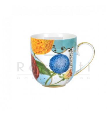 Pip royale mug flowers