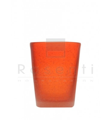 MEMENTO - glass Orange