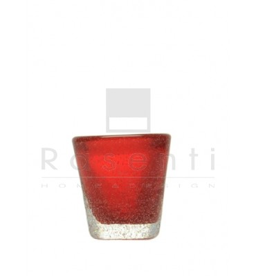 MEMENTO - bicchieri shot RED