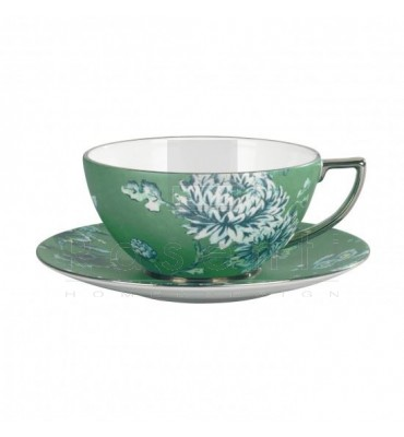 WEDGWOOD - JASPER CONRAN tazza tea chinoiserie verde