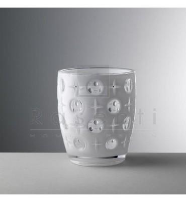 MARIO LUCA GIUSTI - super star bicchiere