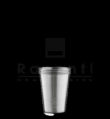 24 BOTTLES - Party Cup 4 pz.