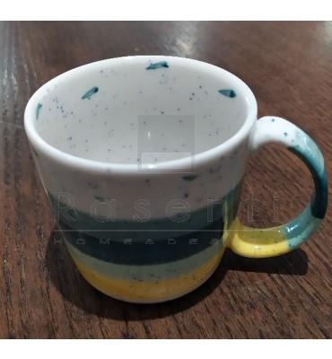 KLEVERING - set of 2 mugs brugs green