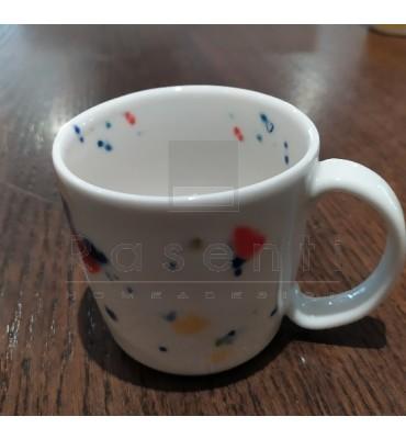 KLEVERING - set of 2 mugs dotted