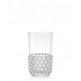 KARTELL - bicchiere Jellies Family set 4 trasparente