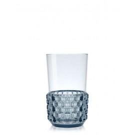 KARTELL - bicchiere Jellies Family set 4 azzurro