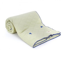 FERM - teepee quilted blanket mint