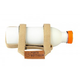24 BOTTLES - Porta bottiglia color Sabbia
