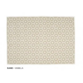PAPPELINA PLAID HONEY COLORE SAND