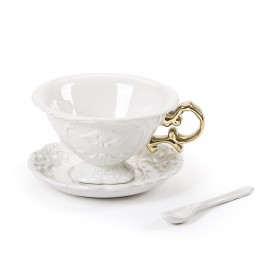 SELETTI I-WARES TAZZA TEA GOLD