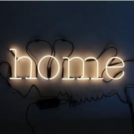 """SELETTI - NEON ART """"lampada"""" HOME"""