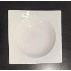 WEDGWOOD - ETHEREAL 101 piatto fondo large 23,5 cm.