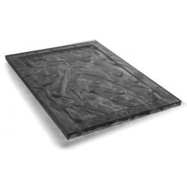 Kartell - Piano/vassoio Dune Large - 55 x 38 cm