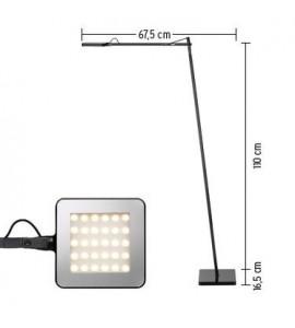 Flos Lampada Kelvin LED F antracite