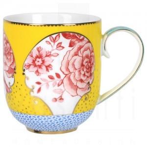 PIP STUDIO - ROYAL mug yellow