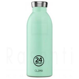24 BOTTLES - CLIMA BOTTLE Aqua Green