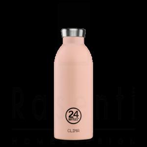 24 BOTTLES - CLIMA BOTTLE Dusty Pink