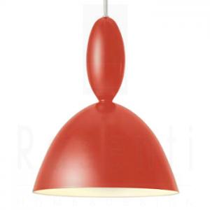 MUUTO - Lampada a sospensione MHY rossa