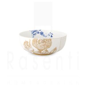PIP STUDIO - ROYAL WHITE bowl 23 cm.