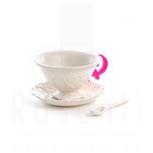 SELETTI - I WARES tea fucsia