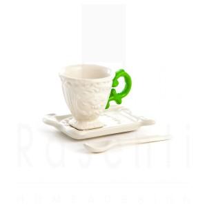SELETTI - I WARES caffe green